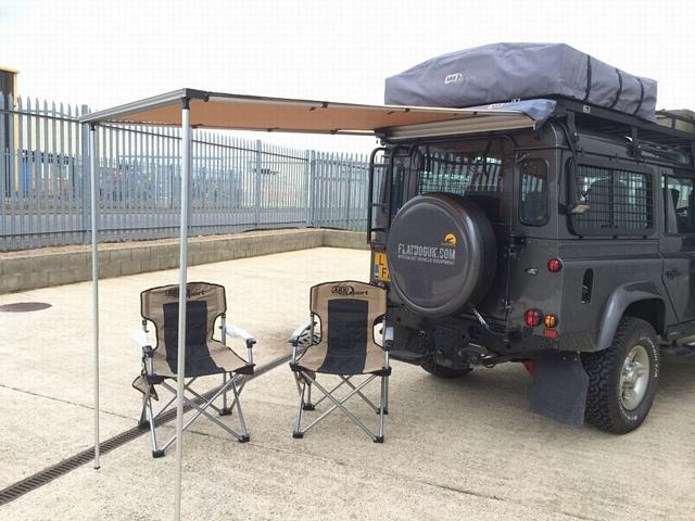 Arb Vehicle Awning 1250mm X 2100mm 163 160 00 Arb Awnings