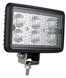 LED Rectangular Work Lamp